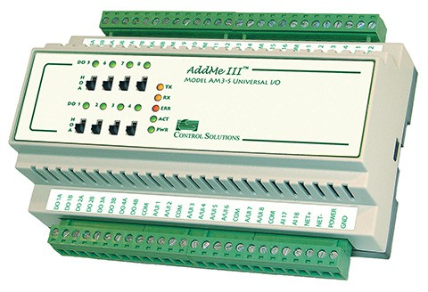 AM3-SM Programmable I/O for Modbus RTU