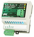 BB2-2010-NB Modbus RTU RS-485 to LonWorks Gateway