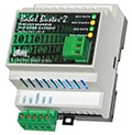 BB2-3010 Modbus RTU to BACnet MS/TP Gateway
