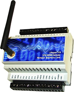 VP3-2290 i.Report cellular remote telemetry unit