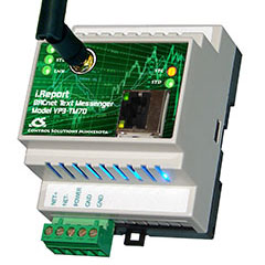 VP3-2290 Cellular Remote Telemetry Unit