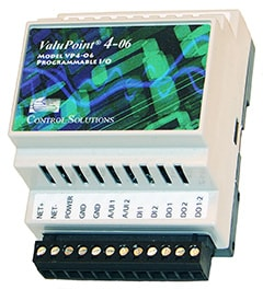 VP4-2310 Programmable I/O for Modbus RTU